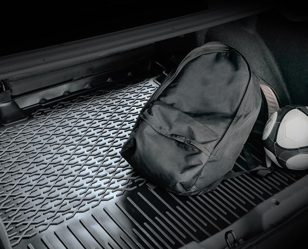 Ковер в багажник LADA Vesta Sedan (оригинальный рисунок)