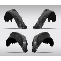 Комплект передних и задних подкрылок с шумоизоляцией LADA Xray Cross