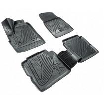 Полиуретановые ковры салона LADA 4x4 3D (оригинальный рисунок)