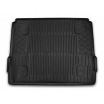 Ковер в багажник полиуретановый LADA Xray (для комплектаций с фальш-полом)