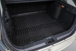 Ковер в багажник полиуретановый LADA Vesta SW / SW Cross (без фальшпола)
