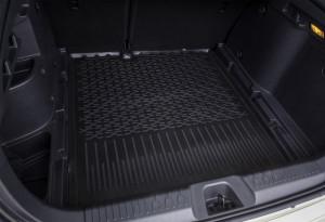 Ковер в багажник полиуретановый LADA Vesta SW/SW Cross (с фальшполом)