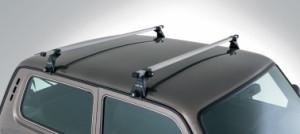 Комплект поперечных багажных дуг Lada 4x4