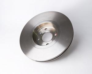 Диски тормозные передние (комплект) MOTRIO