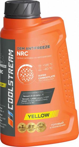 Охлаждающая жидкость CoolStream NRС 1,0 л.