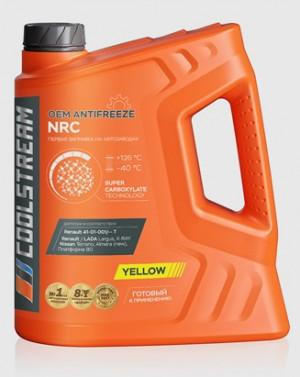Охлаждающая жидкость CoolStream NRС 5,0 л.