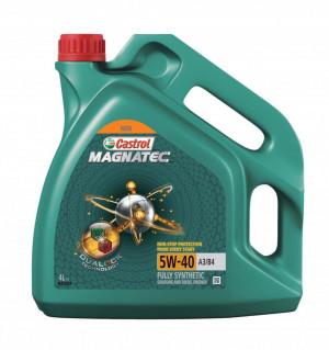 Масло моторное Castrol Magnatec 5W-40 RN 710 API SN 4L