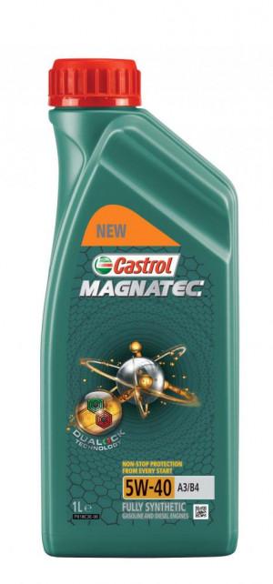 Масло моторное Castrol Magnatec 5W-40 RN 710 API SN 1L